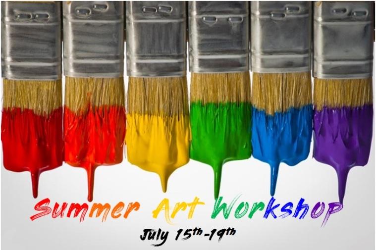 Summer Art Workshop